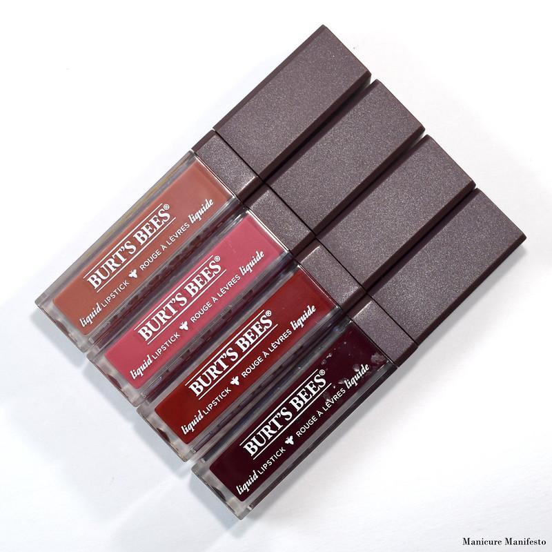 Burt's Bees Liquid Lipstick