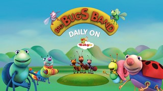 Big Bugs Band - horizontal | by beingjellybeans