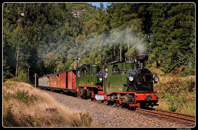 SOEG_Sächsische I K_BR 99 555_ Zitauer-Schmallspurbahn_Zittau_Lausitz_Sachsen_DE