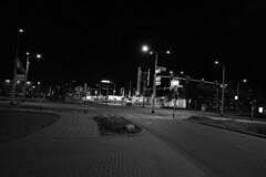 Night walk with Ricoh GR III