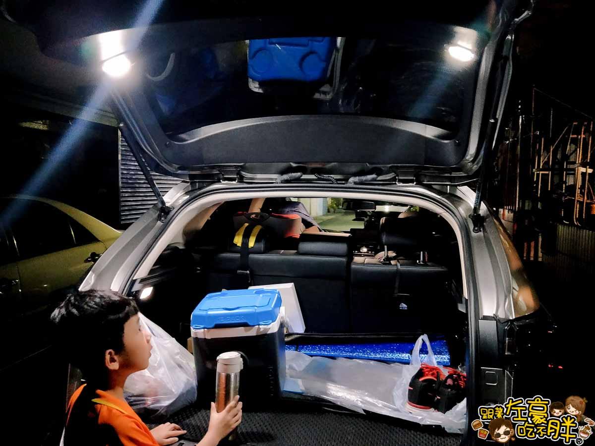 NX200安裝環景盲點解鏡像(台南博勝汽車音響)-10