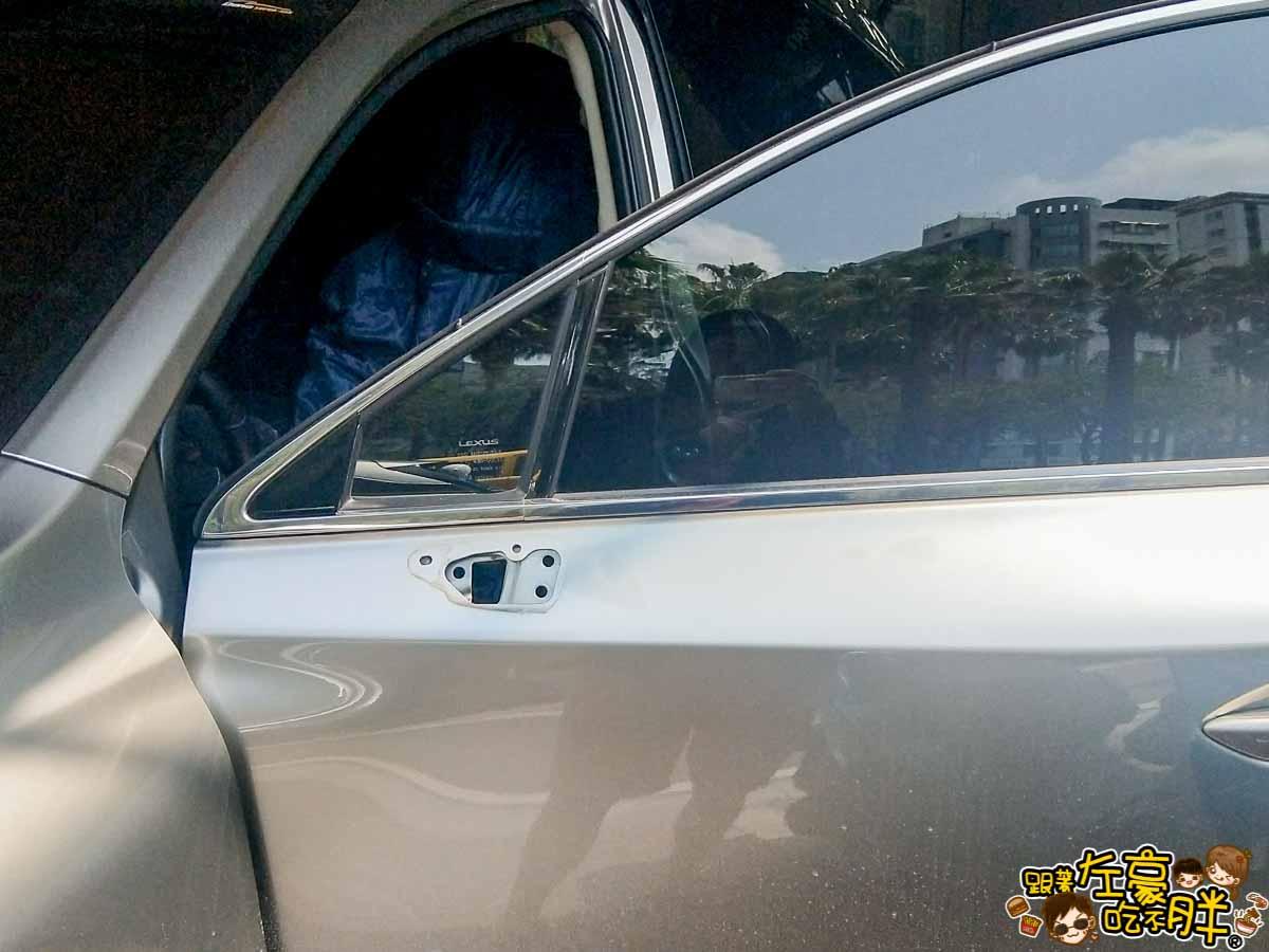 NX200安裝環景盲點解鏡像(台南博勝汽車音響)-20