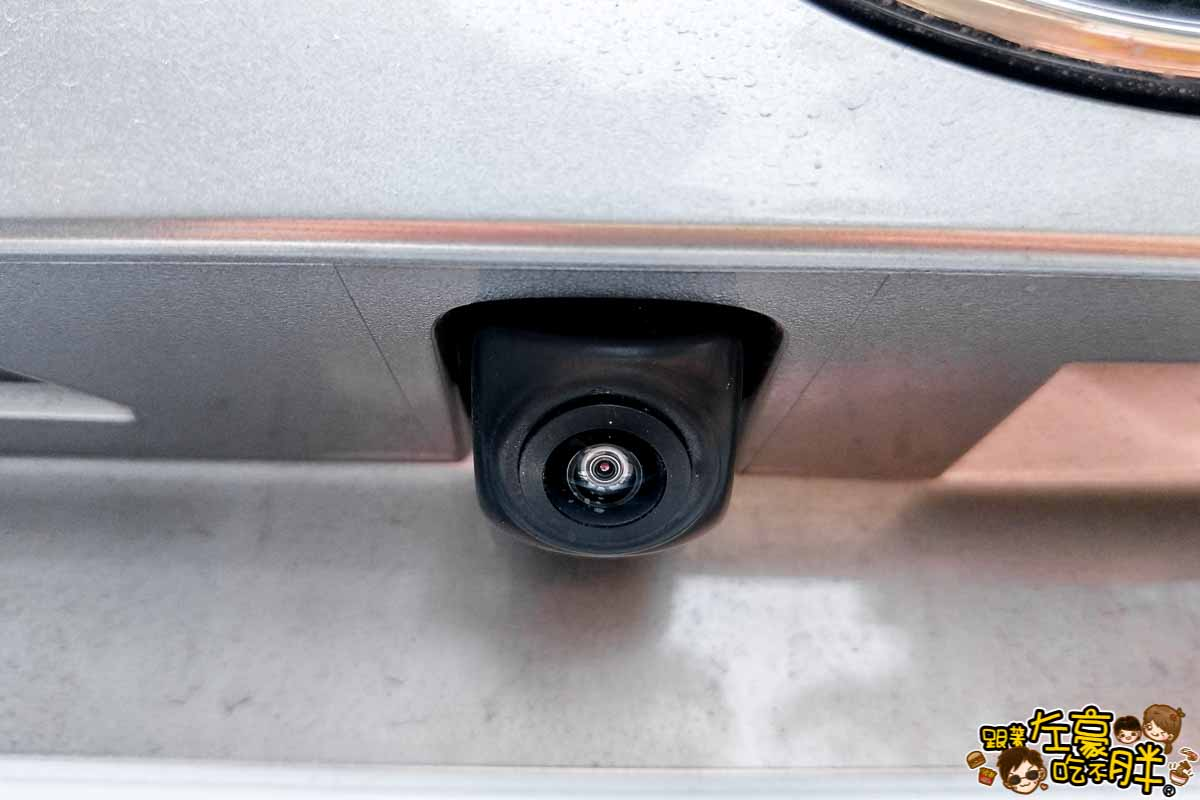 NX200安裝環景盲點解鏡像(台南博勝汽車音響)-4