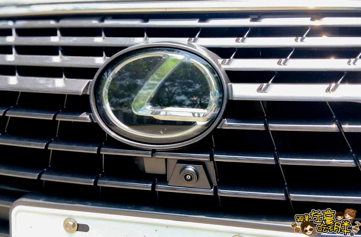 NX200安裝環景盲點解鏡像(台南博勝汽車音響)-1