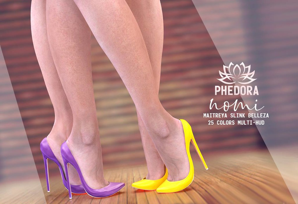 "Phedora. for A+ Event – ""Nomi"" heels ♥"