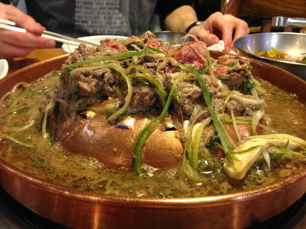 What to Eat in Seoul Korea - Bulgogi