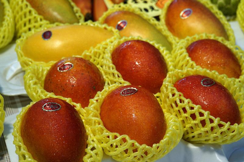 Taipei Mangos