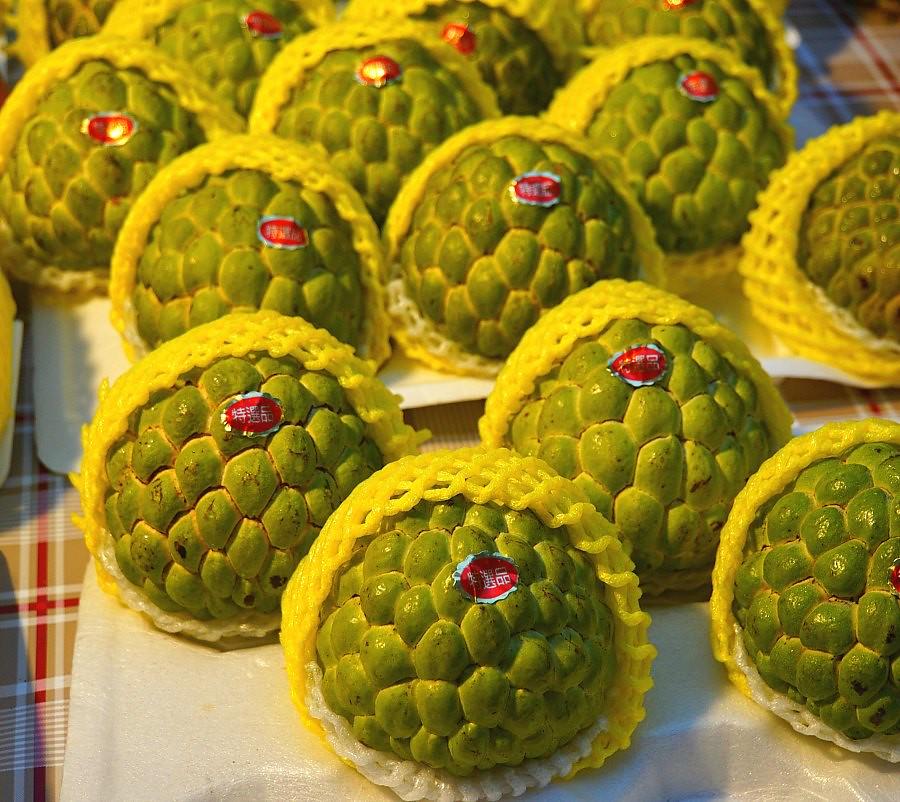 Taiwan Seasonal Fruit