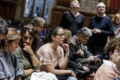 dt., 23/04/2019 - 17:44 - 23.04.2019 Barcelona.Pregó de la Lectura de Sant Jordi, amb una conversa entre l'escriptor Mia Couto i la periodista Anna Guitart. El Pregó està organitzat per Biblioteques de Barcelona en col·laboració amb les editorials Alfaguara i Edicions del Periscopi. L'alcaldessa de Barcelona, Ada Colau, ha presidit l'acte.