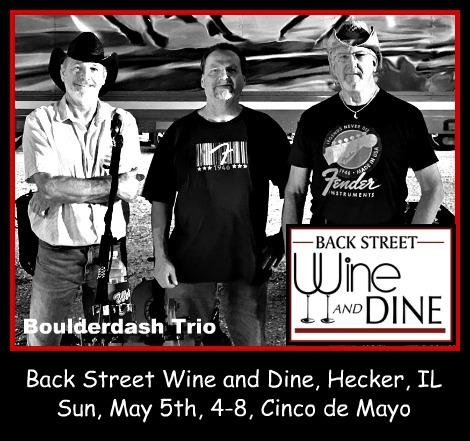 Boulderdash Trio 5-5-19