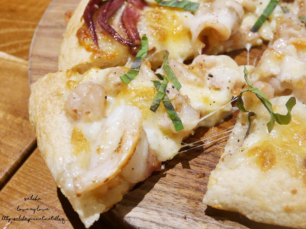 台北文山區萬隆站附近好吃餐廳推薦ConfitRemi黑米義大利麵燉飯披薩 (27)