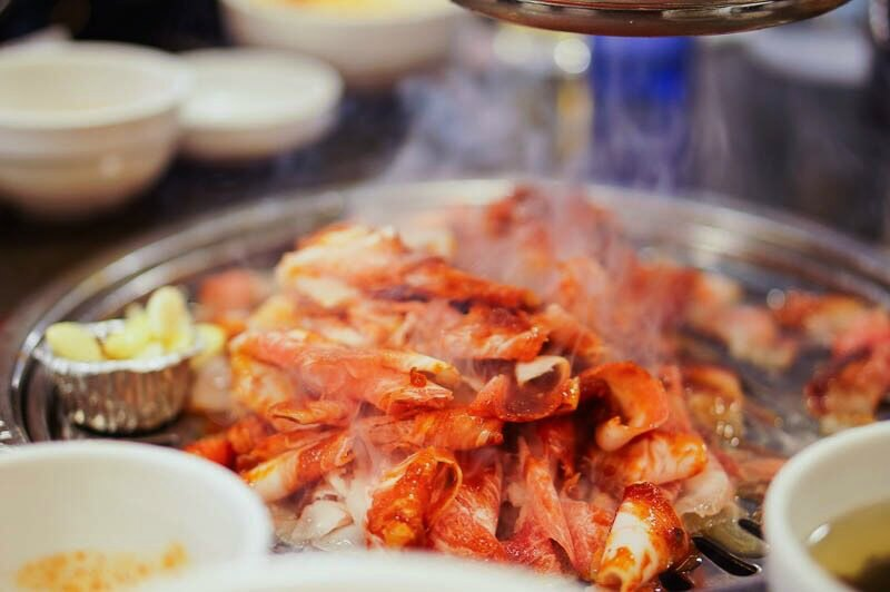 What to Eat in Korea - Korean BBQ