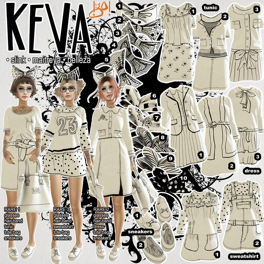 !gO! Keva - Gacha Key - TeleportHub.com Live!