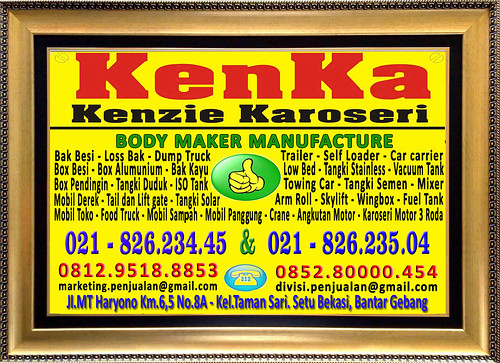 Karoseri Mobil & Truck KenKa - Kantor - Susi - Thamrin - 3