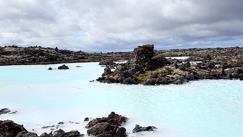 Iceland's Blue Lagoon. From Read This: Inspiration, Joy, and Life in Patricia Leavy's SPARK