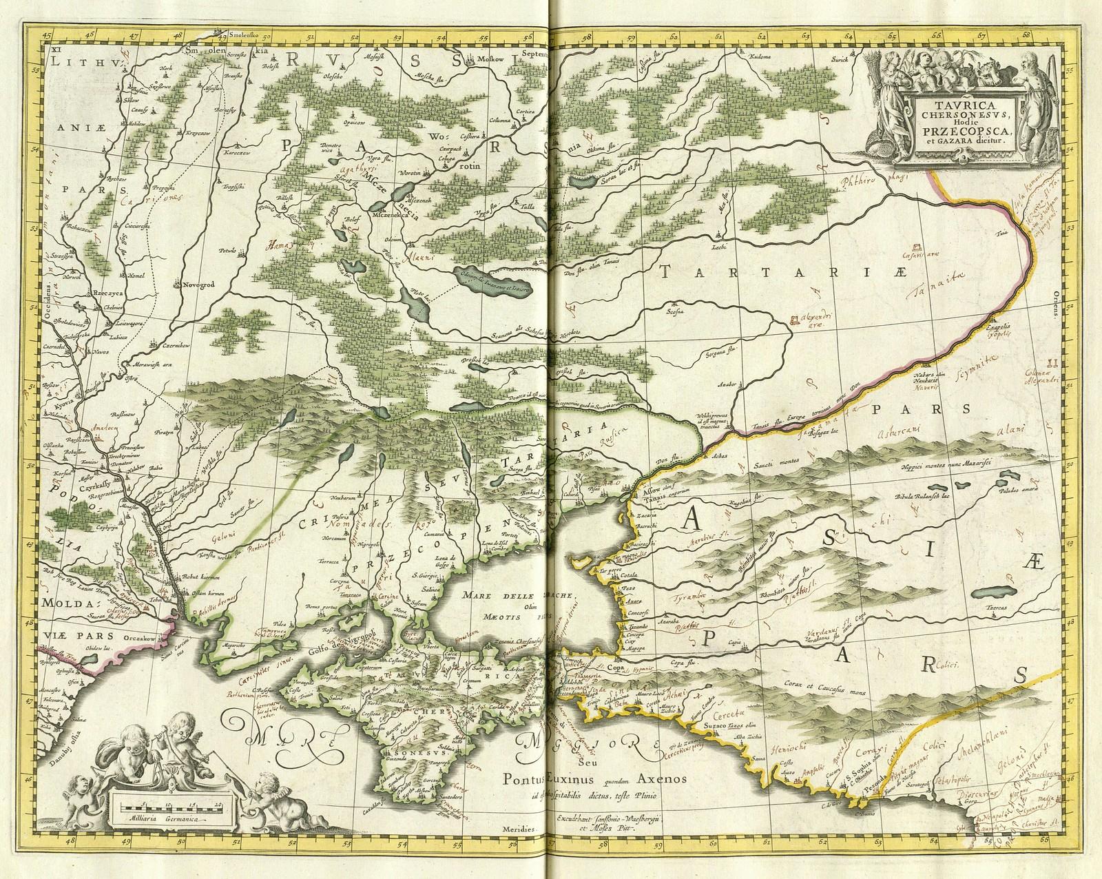 1680. Херсонес Таврический