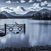 Derwent Water. Lake District.