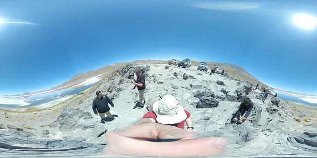Bolivia - Vulcano Nationl Parc 360°