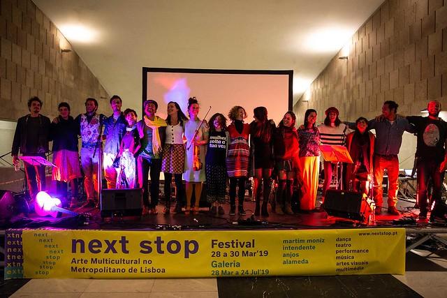 Libê - Lisbon Buskers Ensemble