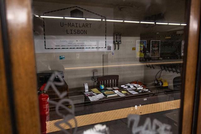 U-MailArt Lisboa