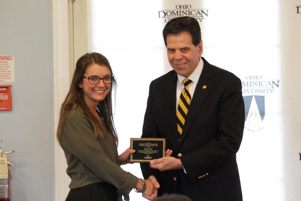 Celebrating Academic and Leadership Awards