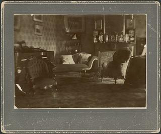 Living room in Northbrook / Salon à Northbrook