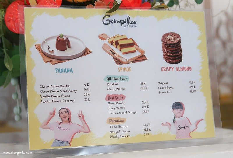 price list gempikoe