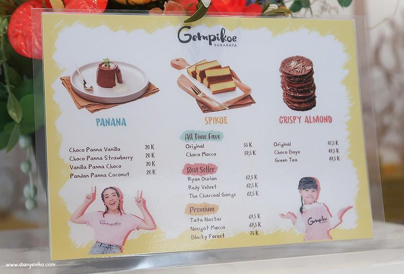 price list gempikoe