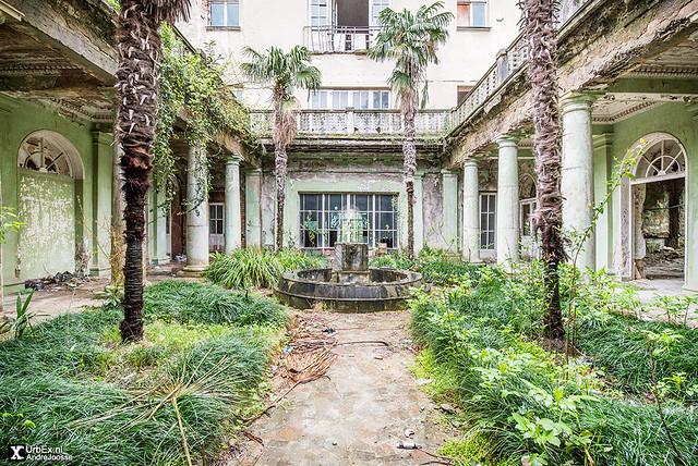 The Old Sanatorium