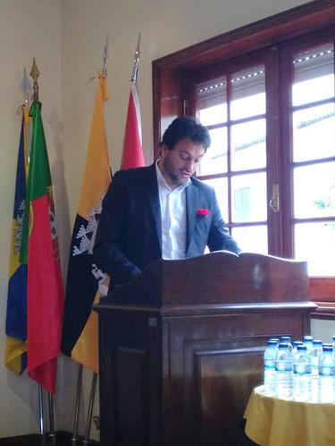 Sessão Solene do 45.º Aniversário em Fânzeres e São Pedro da Cova