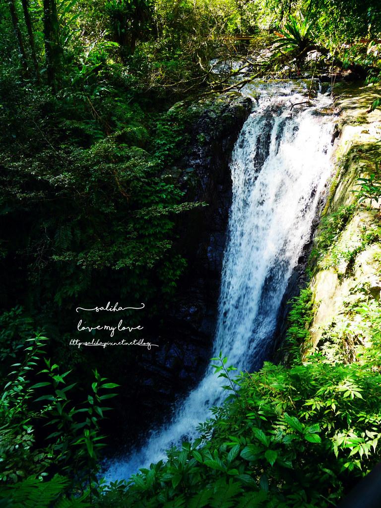宜蘭礁溪登山踏青爬山林美石磐步道瀑布 (1)