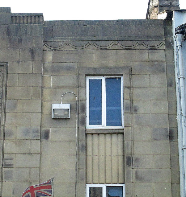 Art Deco Detail, Kendal
