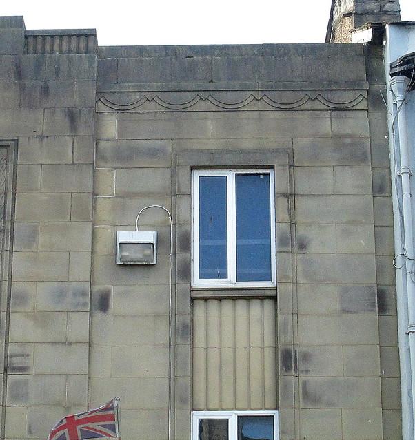 Art Deco Detail, Kendal