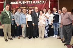 """Instalan Cátedra """"José Fuentes García"""" en la UANE"""
