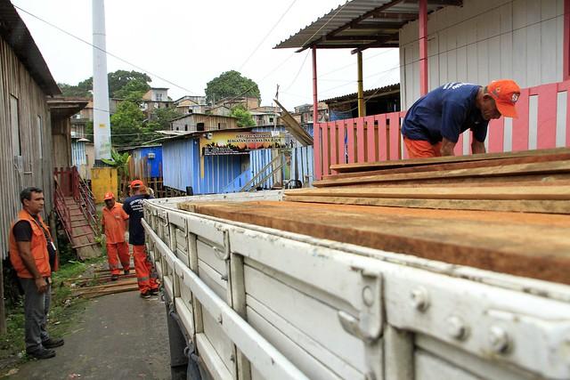 Decreto 30.04.19.Construção de pontes em áreas vulneráveis à alagação do rio