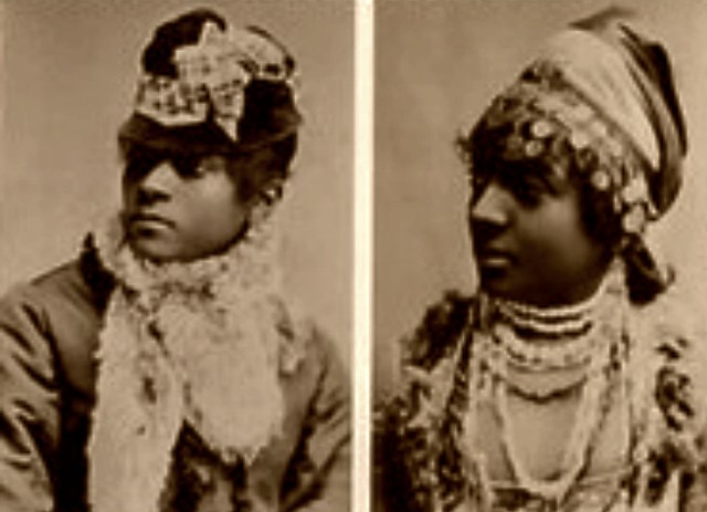 Hyers Sisters: Emma Louise and Anna Madah   Youngest sister …   Flickr