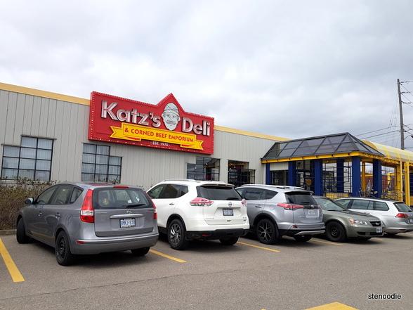 Katz's Deli & Corned Beef Emporium storefront
