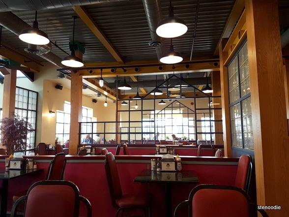 Katz's Deli & Corned Beef Emporium dining room