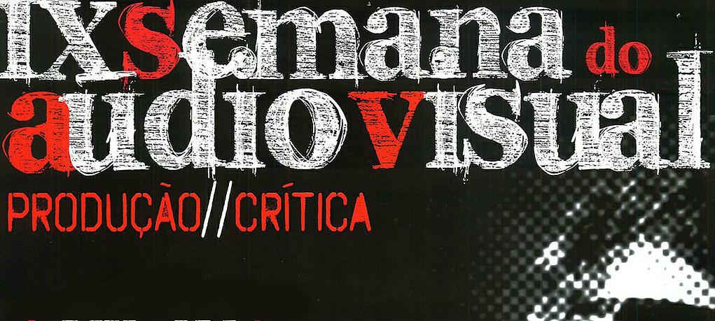 9ª Semana de Audiovisual