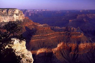 Grand Canyon Sunrise May 1984
