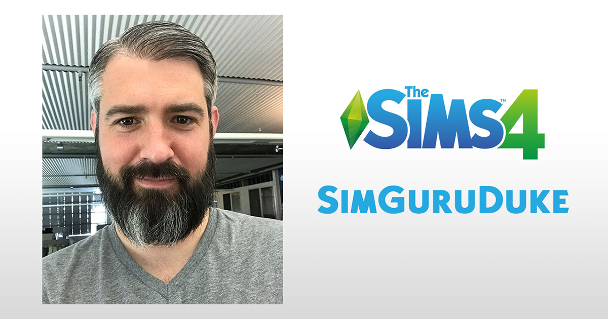 Photo of SimGuruDuke Assume Cargo de Produtor Senior do The Sims 4