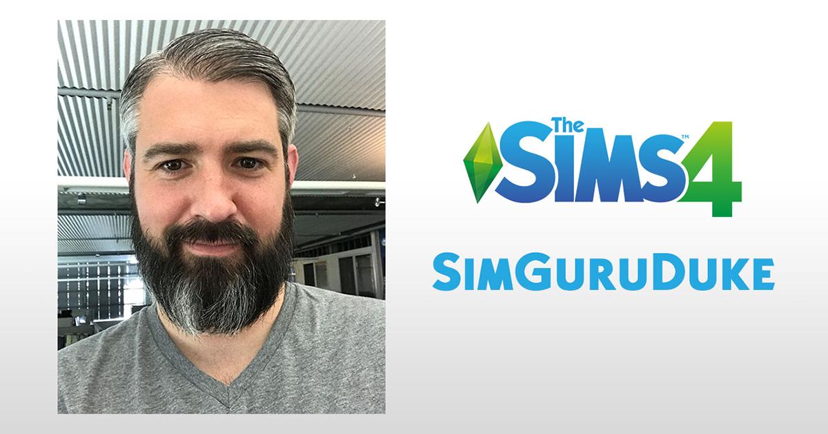 Foto de SimGuruDuke Assume Cargo de Produtor Senior do The Sims 4
