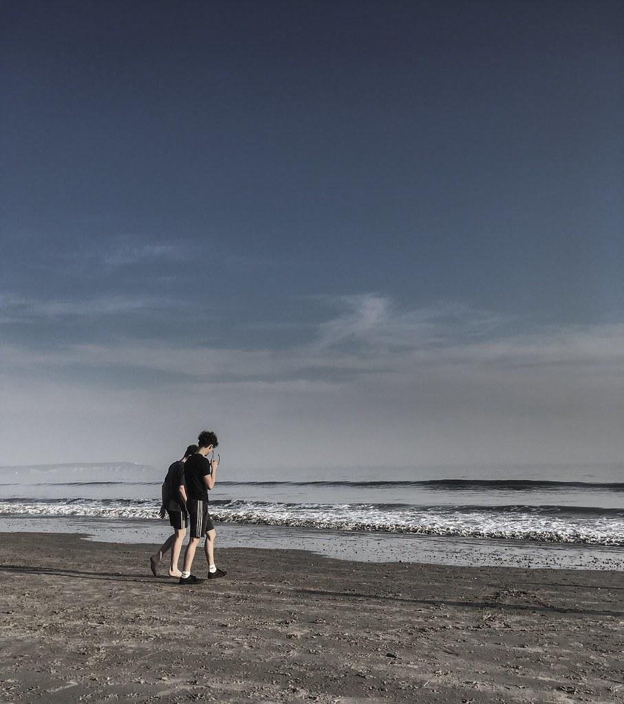 Sand sky