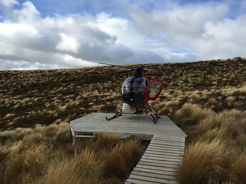 Te Anau Fiordland top things to do - Heli-hiking to Mt Luxmore Hut