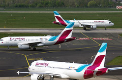 Eurowings all around