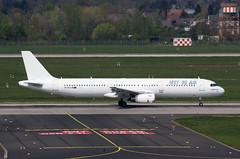 A321 YR-NTS Just Us Air