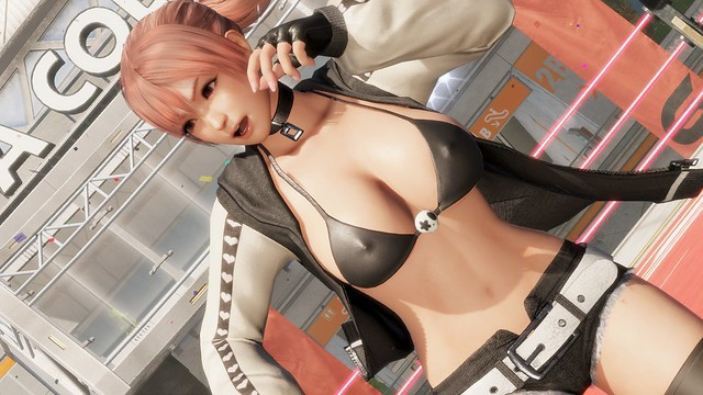 Dead or Alive 6 - Core Values