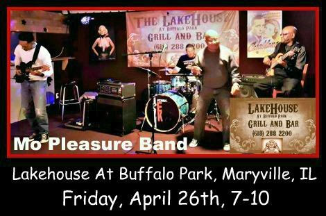 Mo Pleasure Band 4-26-19