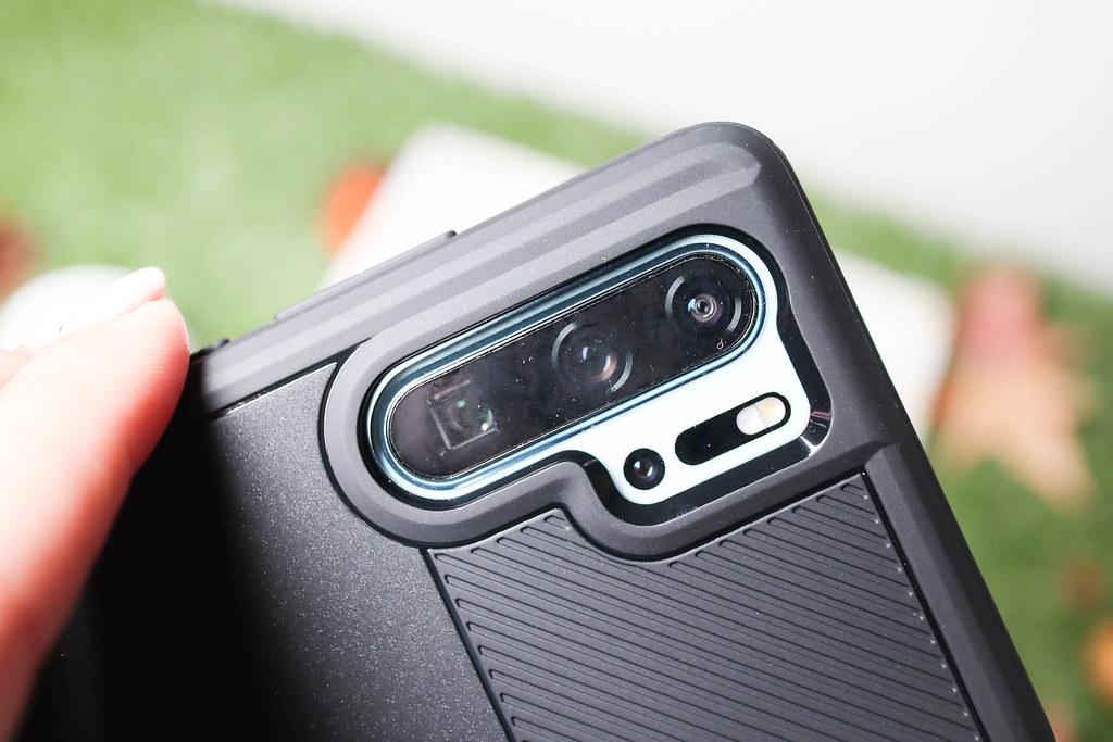 Spigen Huawei P30 Pro 軍規防摔保護殼 (25)