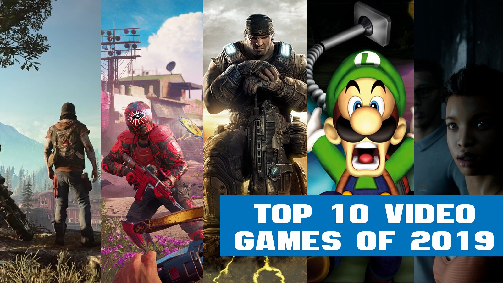 10 Best Video Games to Play in 2019 – Part 2